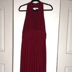 Evan Picone formal  red dress